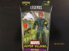 Marvel Legends Super Villains Series Red Skull XEMNU BAF Brand New! NICE