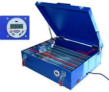 21x25inch Uv Exposure Unit Blue Color Silk Screen Printing Led Light Box