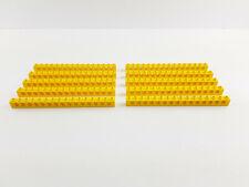 Lego® Technic Technik Lochbalken 1x16 mit 15 Löchern gelb 10 Stück für 8421 3703
