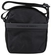 Porsche Design Messenger Bag RFID Protection zipper black shoulder bag Cargon