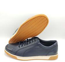 COLE HAAN - Sagan Berkley Sneaker Casual Oxford Navy Leather Shoes Men's Sz 11M