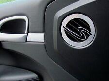 Porsche Cayenne 955 Turbo S WLS GTS V6 VR6 aluminium frame interni air nozzles