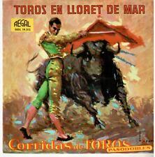 "<4196-14> 7"" EP: Banda de la Plaza de Toros - El Gato Montés u. a. - siehe Foto"