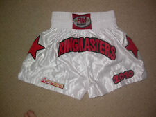 RM Prestige Ringmasters Muay Thai Pantaloncini XXL K1 Kick Boxing MMA UFC KSW PALESTRA NUOVO