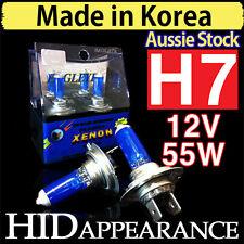 Hyundai i30 Grandeur Sonata Terracan H7 12V 55W Globes Xenon Headlight Bulbs
