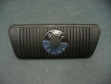Mustang brake pedal pad automatic disc Fairlane Torino Falcon Comet Cougar