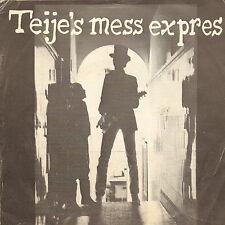 "TEIJE'S MESS EXPRES - Wind Wind II (RARE 1979 DUTCH PUNK/ROCK VINYL SINGLE 7"")"