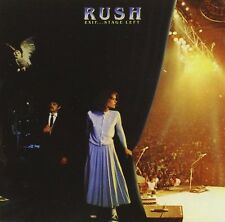 RUSH Exit ... Stage Left CD 1997 (13 Tracks) NEW & SEALED