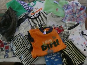 BABY BOY CLOTHES BUNDLE SIZE 000 PUMPKIN PATCH BABY GAP