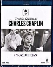 Charles Chaplin: CANDILEJAS. blu-ray. Tarifa plana de envío España: 5 €