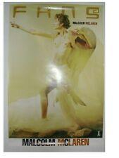Malcolm McLaren Poster Sex Pistols The Promo
