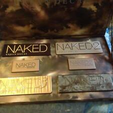 URBAN DECAY NAKED VAULT 2, ,LE, SOLD OUT, WITH RECEIPT