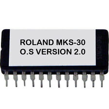 Roland MKS-30 OS V 2.0 Update/Upgrade MKS30 Latest OS