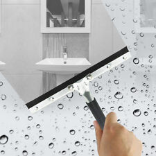 Shower Screen MIrror Window Cleaning Squeegee Double Blade Cleaner Smear Free
