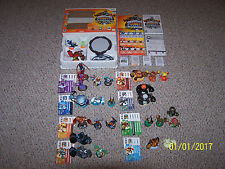 Skylanders Giants Walmart Wii Lot Set 28 All Cards Stickers Codes + Battle Arena