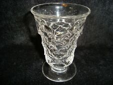 Victorian Jelly Glass with Registry Mark
