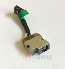 DC POWER JACK WIRE CABLE HARNESS SOCKET 730932-FD1 C440 F HP 15-n019wm 15-n023cl
