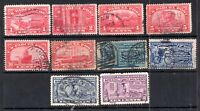 USA Special Delivery & Parcel Post collection WS10601
