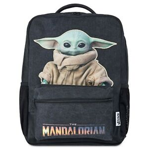 Official Baby Yoda Backpack Mandalorian Grogu The Child Large Star Wars Backpack