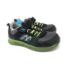 Surprize by Stride Rite Ardo Light-Up Athletic Sneakers Toddler Boys Size 10