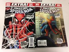 The Amazing Spider-Man Extra #1 2 3 Brand New Day 2008 2009