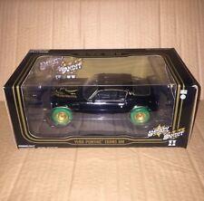 GREENLIGHT 1:24 GREEN MACHINE HOLLYWOOD SMOKEY & BANDIT 1980 PONTIAC TRANS AM