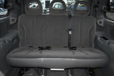 CHRYSLER GRAND VOYAGER 3RD ROW REAR SEATS WITH SEATBELTS