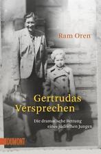Gertrudas Versprechen von Ram Oren (2015, Taschenbuch), UNGELESEN