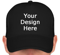 Personalized Custom Baseball Cap. Free Shipping! Design The Way You Want!