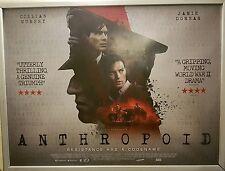 Anthropoid Original UK Cinema Quad