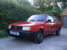 VW Polo Mk2 Mk2F 1.0 1992 original and low miles G40 interior