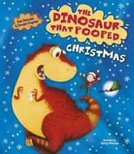 The Dinosaur That Pooped Christmas by Poynter, Dougie, Fletcher, Tom, NEW Book,