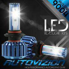 AUTOVIZION LED HID Headlight kit 9004 HB1 White for 1989-1995 Plymouth Acclaim