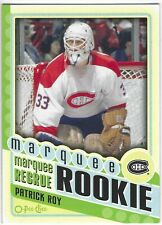 2012-13 O-Pee-Chee #598 Patrick Roy Marquee Rookies