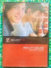 Security One Alarm Systems - Reality Sales Home Security - 4 DVD Set - Selling +