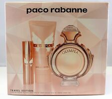 Olympea By Paco Rabanne 3 Pcs Set Travel Edition For Women BRAND NEW BOX