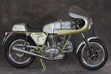 DUCATI SUPER SPORT 750 DESMO VINTAGE MOTORCYCLE ART LARGE POSTER