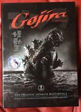 GOJIRA 1954 GODZILLA 1956 - RARE US MEDIABOOK 2 DVD Toho Master Collection