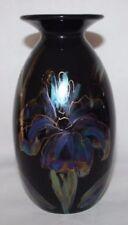 Black Pottery Vases 1980-Now Date Range