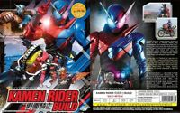 LIVE ACTION DVD~Kamen Rider Build(1-49End)English sub&All region FREE SHIPPING