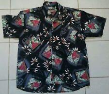 Polyester Hawaiian Casual Shirts for Men