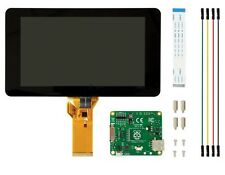 """Official Raspberry Pi 7"""" Touch Screen Monitor for Raspberry Pi 3/2 Model B/B+"""