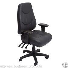Ergonomics Executive Chair Heavy Duty Leather Chair - Landerl