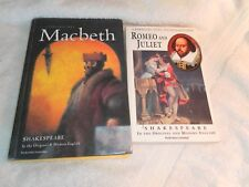 Two Quality Parallel Text by William Shakespeare - Macbeth & Romeo And Juliet