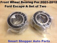 2001-2012 Ford Escape or 2005-2007 Escape Hybrid Front Wheel Bearing-pair