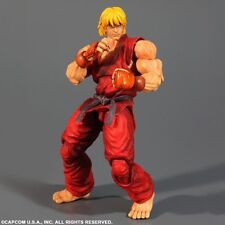 SQUARE ENIX SUPER STREET FIGHTER IV PLAY ARTS KEN ACTION FIGURE *NEW*