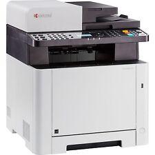 Kyocera ECOSYS M5521CDN, Multifunktionsdrucker, grau