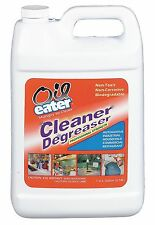 Oil Eater 1 gal. Water-Based Cleaner Degreaser, Clear Yellowish - AOD1G35437
