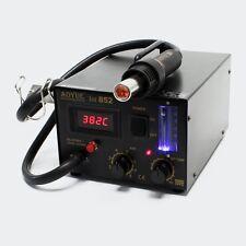 AOYUE Int852 Heißluftstation Mikroprozessor gesteuert SMD Rework Station