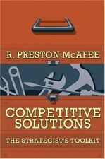 Competitive Solutions: The Strategist's Toolkit-ExLibrary